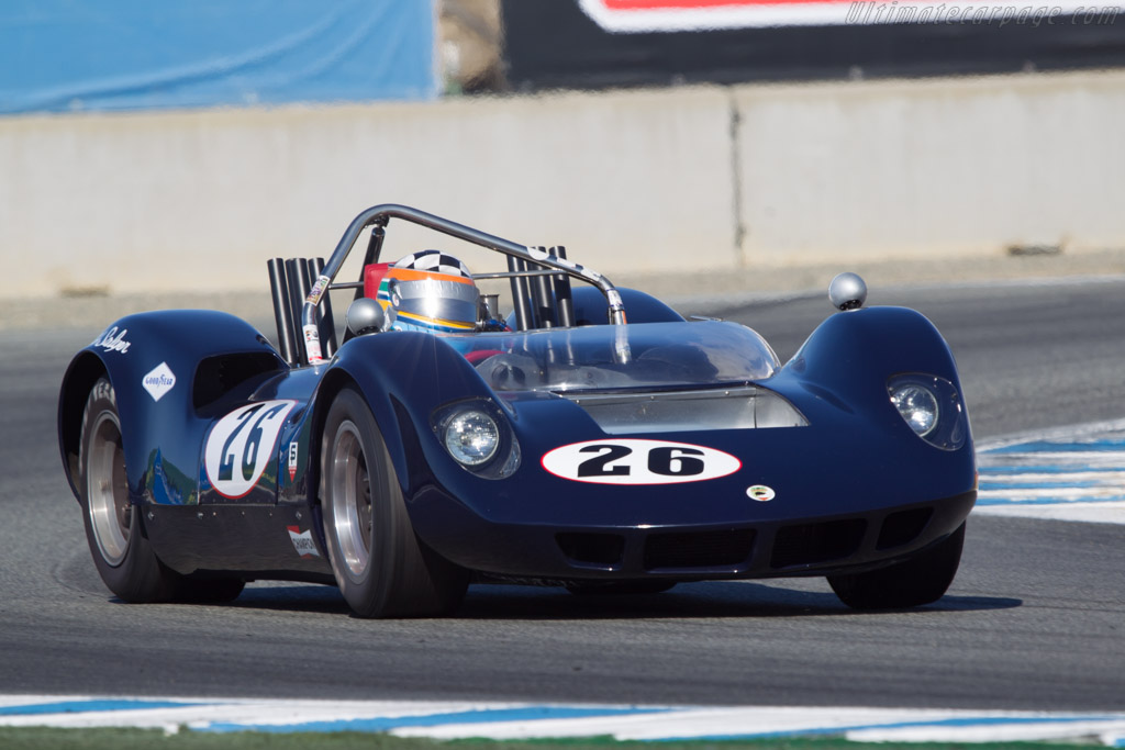 McLaren M1A Oldsmobile - Chassis: 20-06   - 2013 Monterey Motorsports Reunion