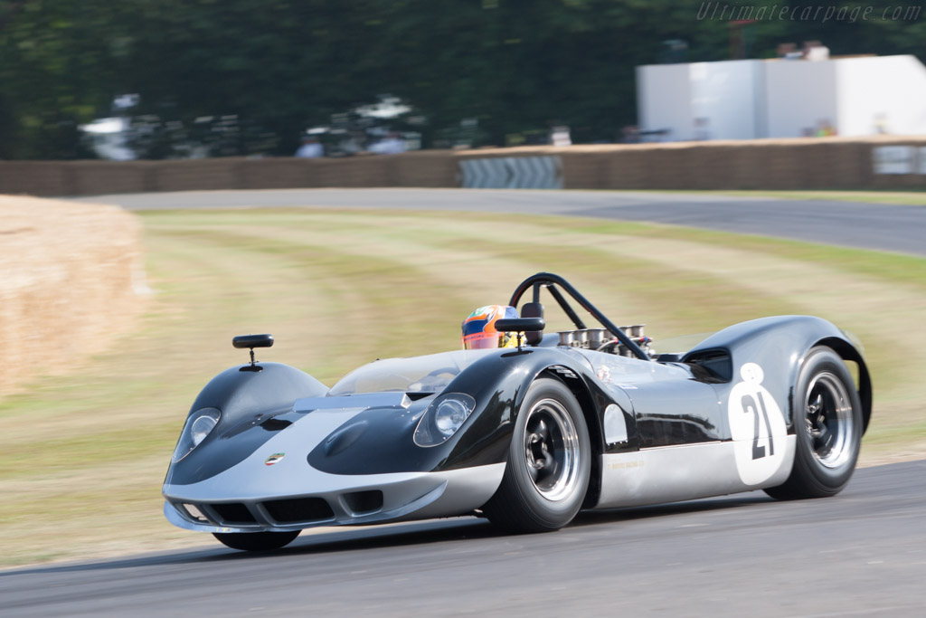 McLaren M1A Oldsmobile - Chassis: 20-15  - 2013 Goodwood Festival of Speed