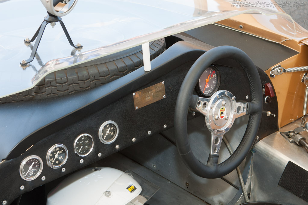 McLaren M1A Oldsmobile - Chassis: 20-01   - 2013 Goodwood Festival of Speed