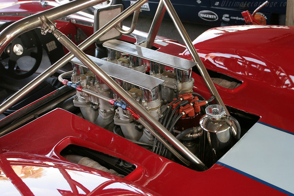 McLaren M1A Oldsmobile - Chassis: 20-07   - 2008 Goodwood Revival