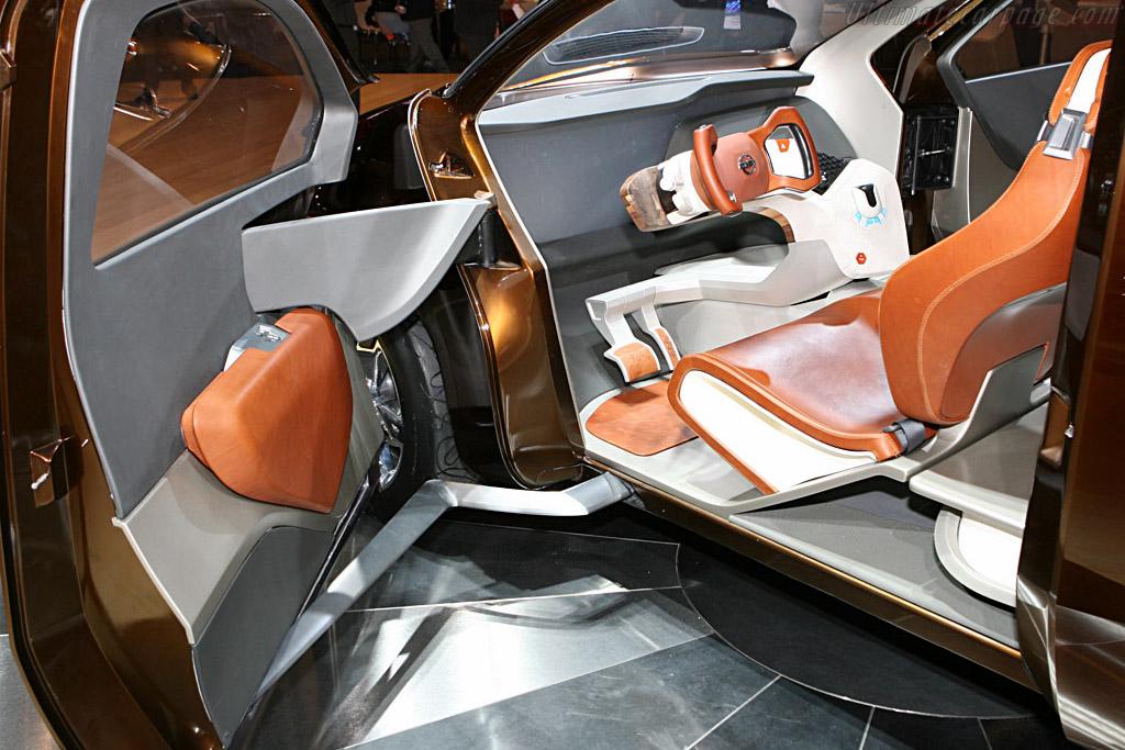Nissan Bevel Concept    - 2007 North American International Auto Show (NAIAS)