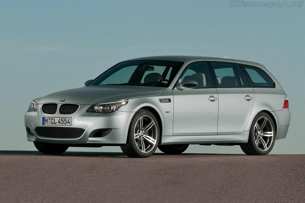 BMW E60 M5 Touring