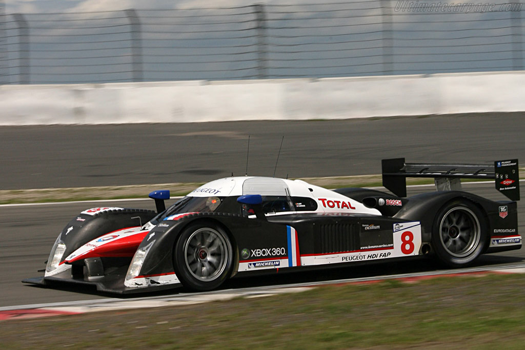 Peugeot 908 HDi FAP - Chassis: 908-03   - 2007 Le Mans Series Nurburgring 1000 km