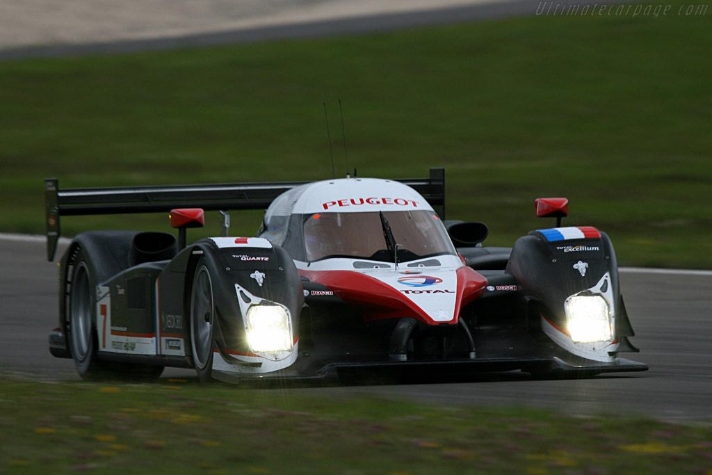 Peugeot 908 HDi FAP - Chassis: 908-02   - 2007 Le Mans Series Nurburgring 1000 km