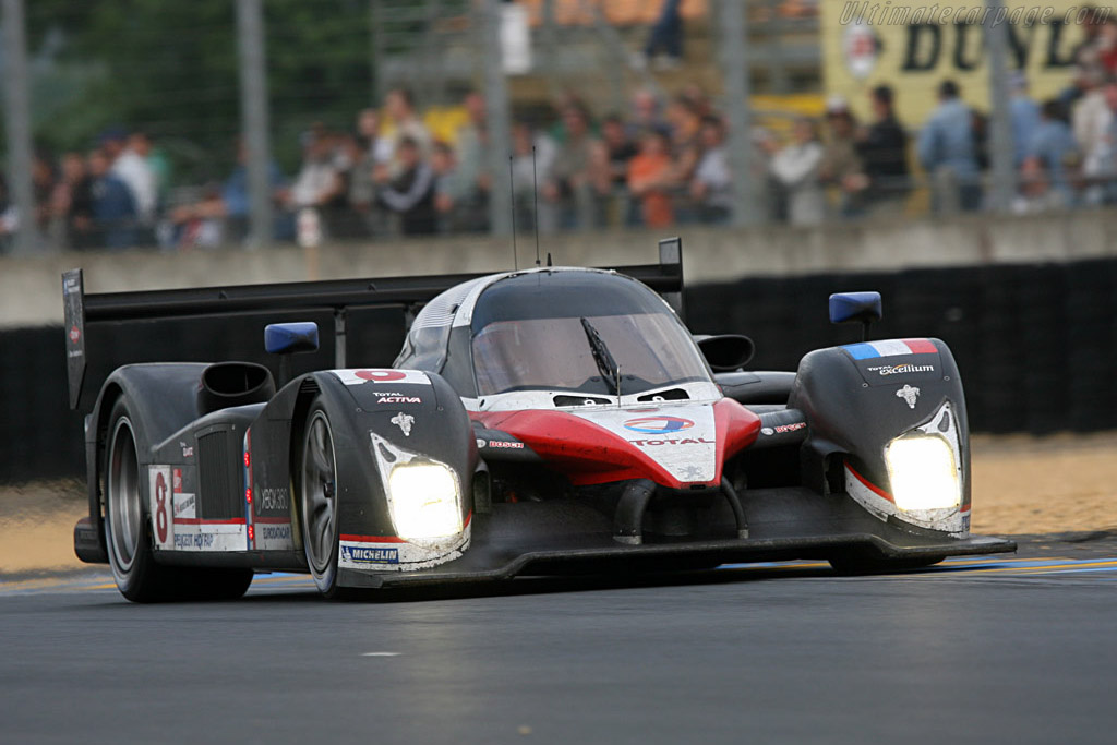 Peugeot 908 HDi FAP - Chassis: 908-03   - 2007 24 Hours of Le Mans
