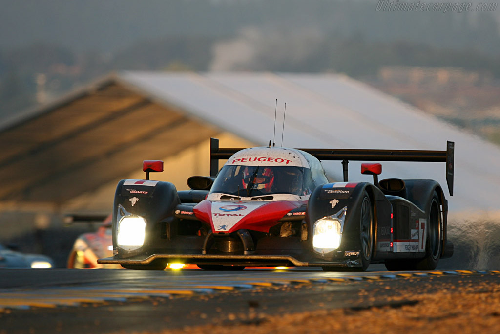 Peugeot 908 HDi FAP - Chassis: 908-02   - 2007 24 Hours of Le Mans