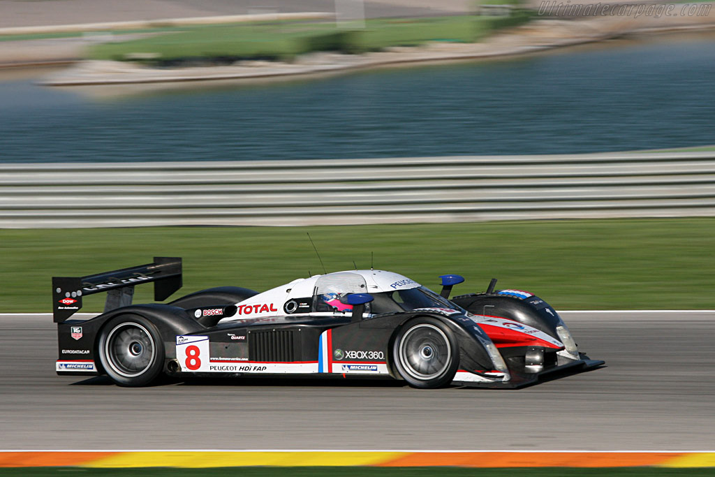 Peugeot 908 HDi FAP - Chassis: 908-03   - 2007 Le Mans Series Valencia 1000 km