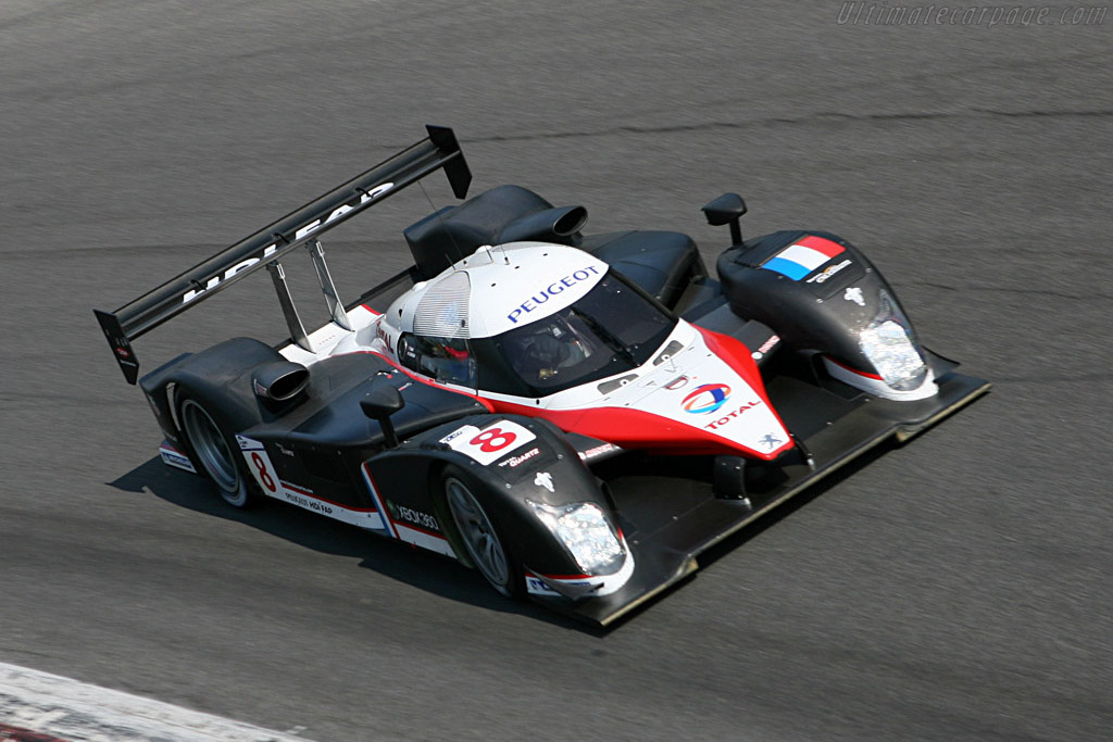 Peugeot 908 HDi FAP - Chassis: 908-02   - 2007 Le Mans Series Monza 1000 km