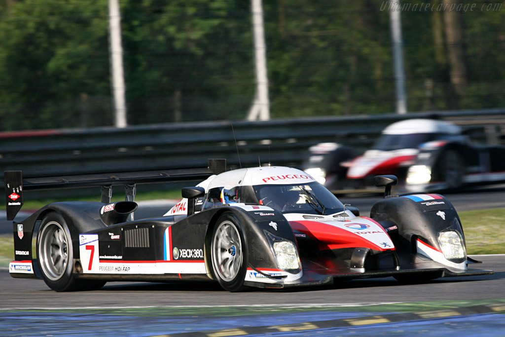 Peugeot 908 HDi FAP - Chassis: 908-03   - 2007 Le Mans Series Monza 1000 km