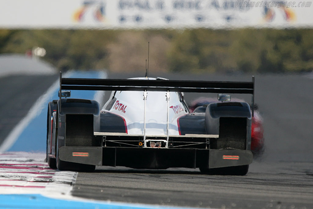 Peugeot 908 HDi FAP - Chassis: 908-01   - Le Mans Series 2007 Season Preview