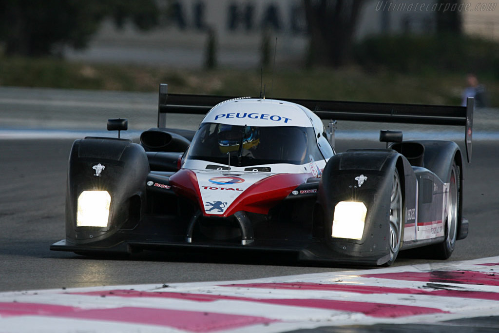 2007 - 2010 Peugeot 908 HDi FAP - Images, Specifications ...