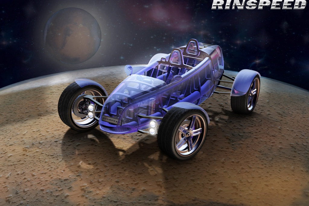 Click here to open the Rinspeed eXasis Concept gallery