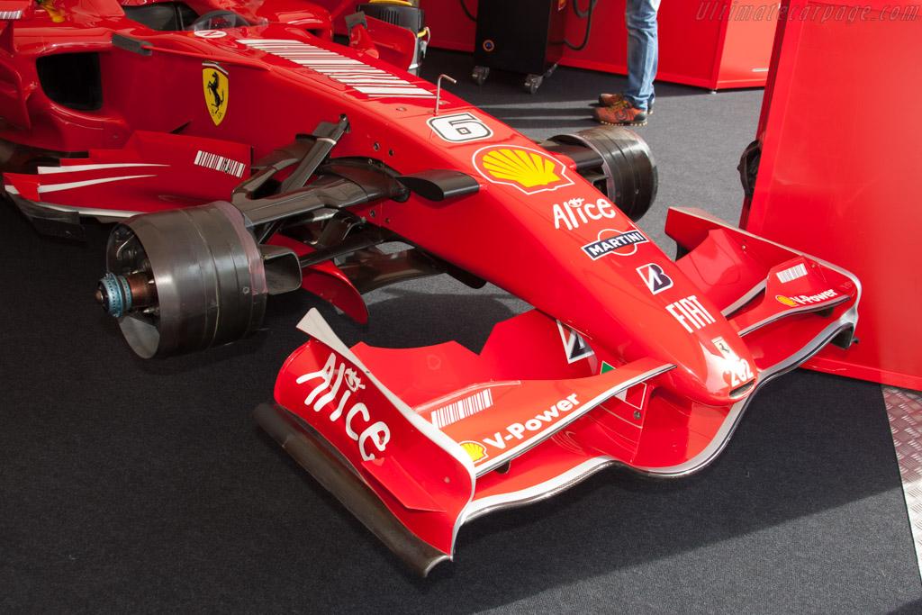 Ferrari F2007 - Chassis: 262  - 2014 Goodwood Festival of Speed