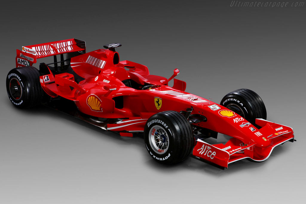 Click here to open the Ferrari F2007 gallery
