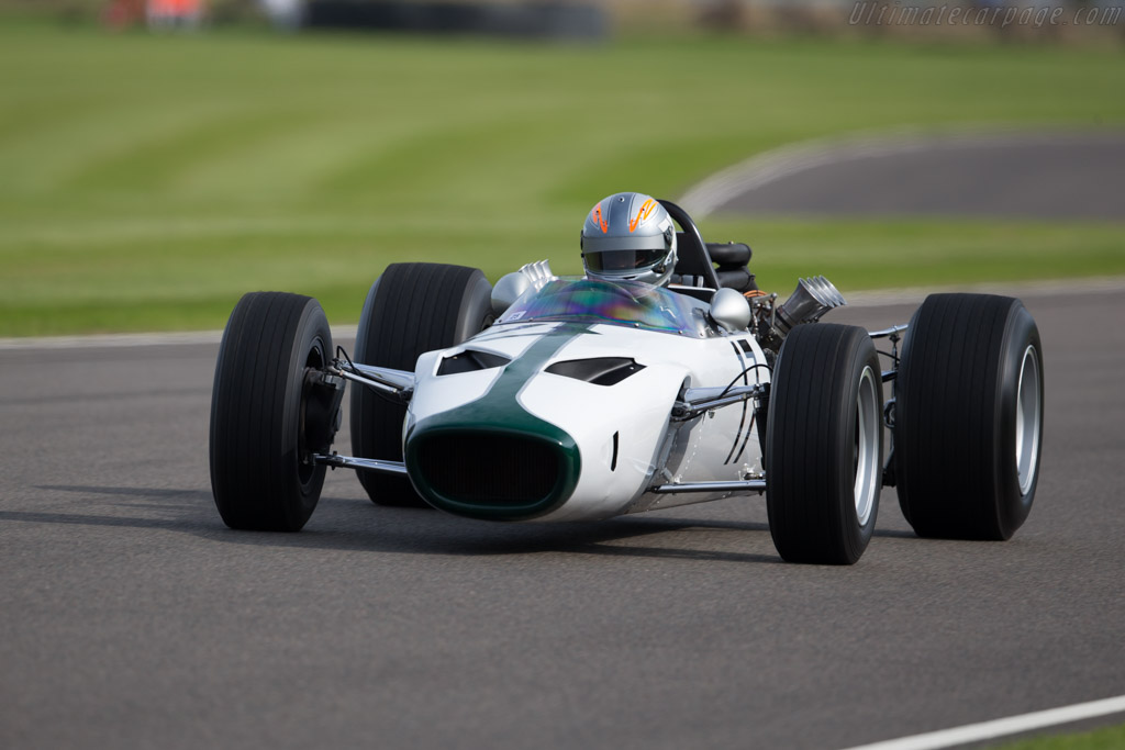 McLaren M2B Ford - Chassis: M2B-1   - 2015 Goodwood Revival
