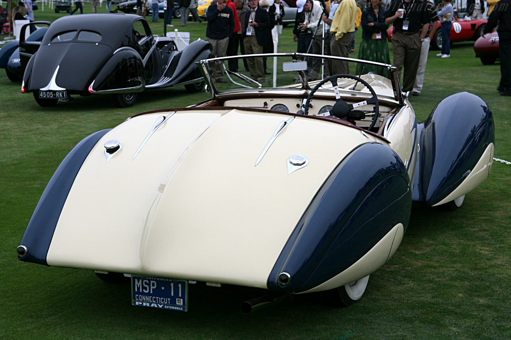 Delahaye 135 Competition Court Figoni & Falaschi Torpedo Cabriolet - Chassis: 48667  - 2006 Pebble Beach Concours d'Elegance