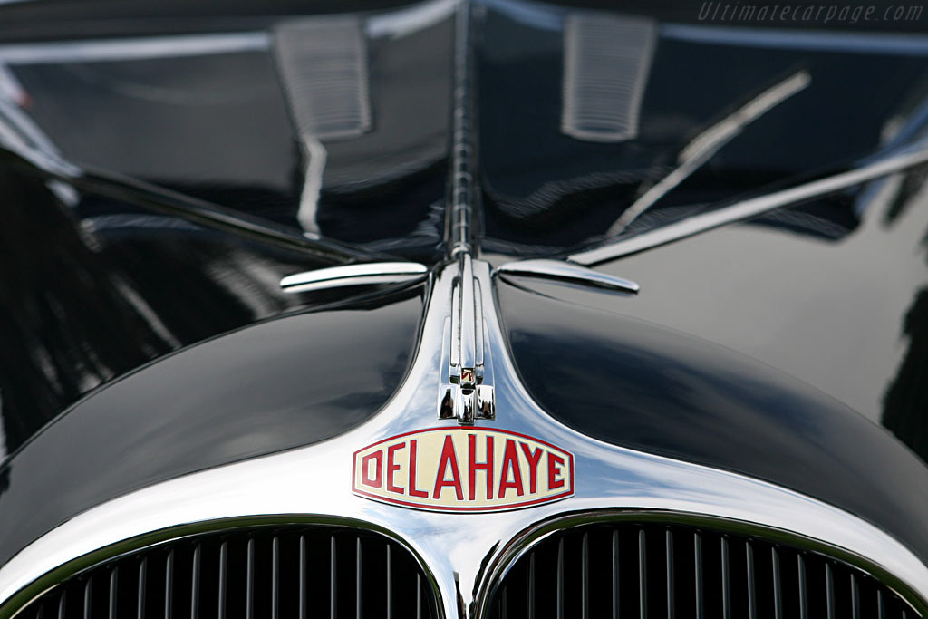 Delahaye 135 Competition Figoni & Falaschi Cabriolet - Chassis: 46864   - 2006 The Quail, a Motorsports Gathering