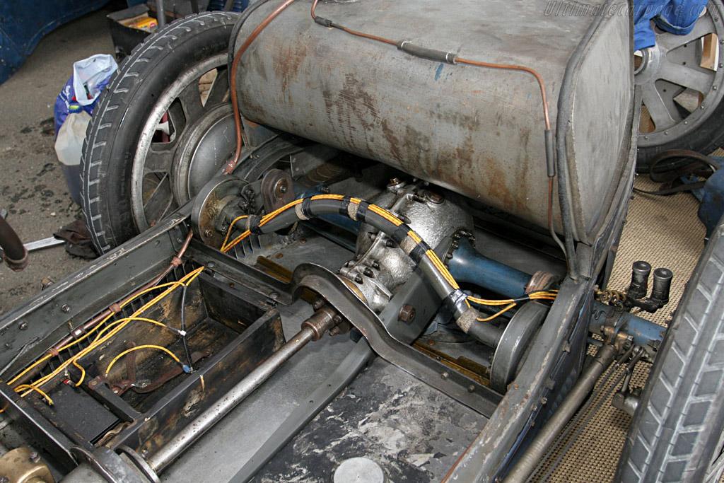 Bugatti Type 35 - Chassis: 4449   - 2006 Le Mans Classic