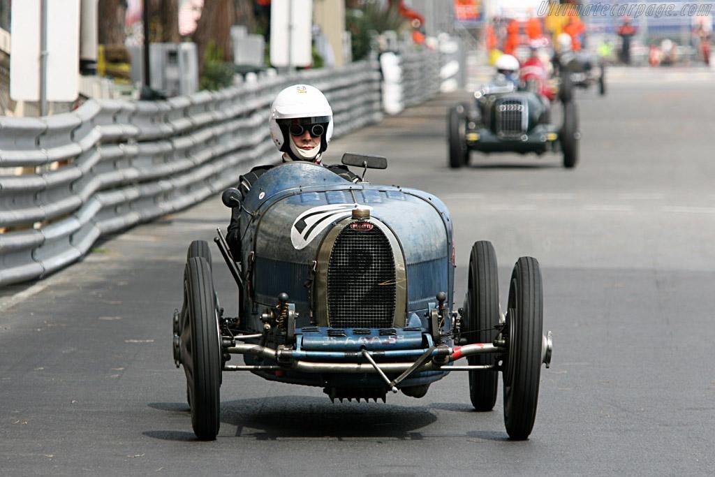Bugatti Type 35 - Chassis: 4449   - 2006 Monaco Historic Grand Prix