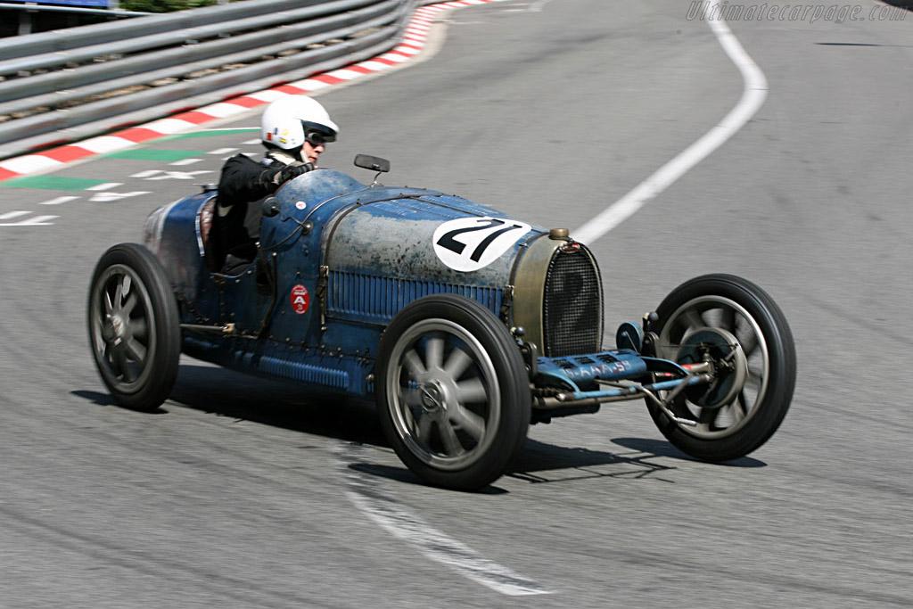 bugatti type 35 chassis 4449 2006 monaco historic grand prix. Black Bedroom Furniture Sets. Home Design Ideas