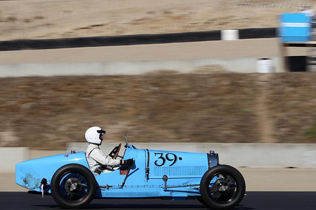 Bugatti Type 39A - Chassis: 4810   - 2007 Monterey Historic Automobile Races