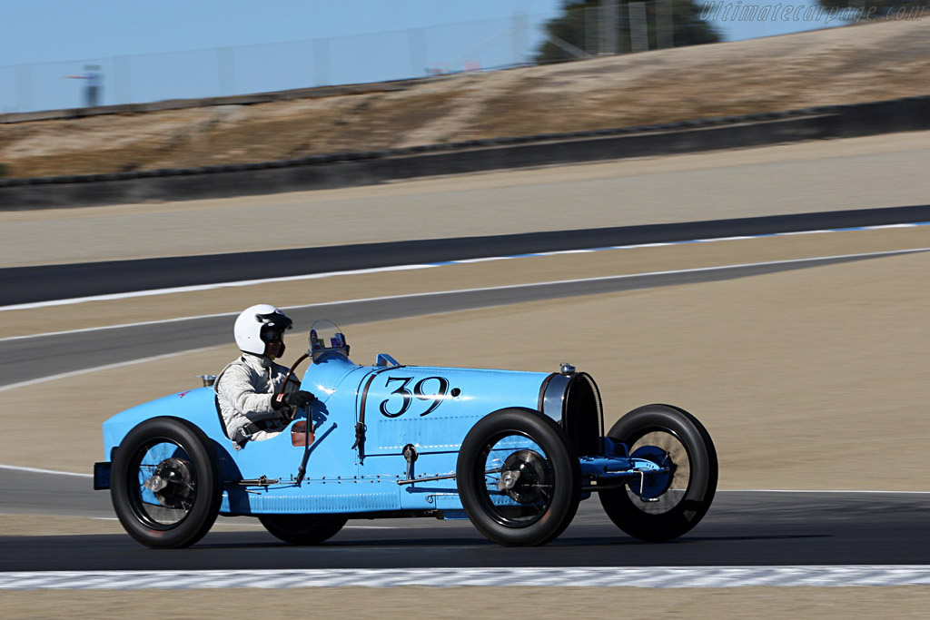 Bugatti Type 39A - Chassis: 4810   - 2007 Monterey Historic Automobile Races