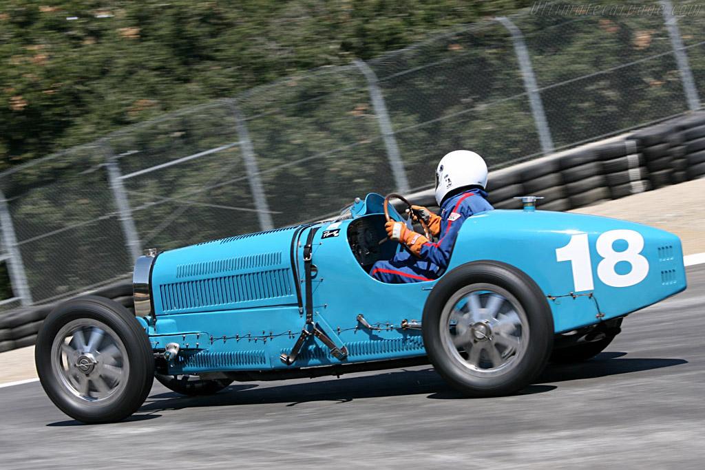Bugatti Type 35C - Chassis: 4833   - 2005 Monterey Historic Automobile Races