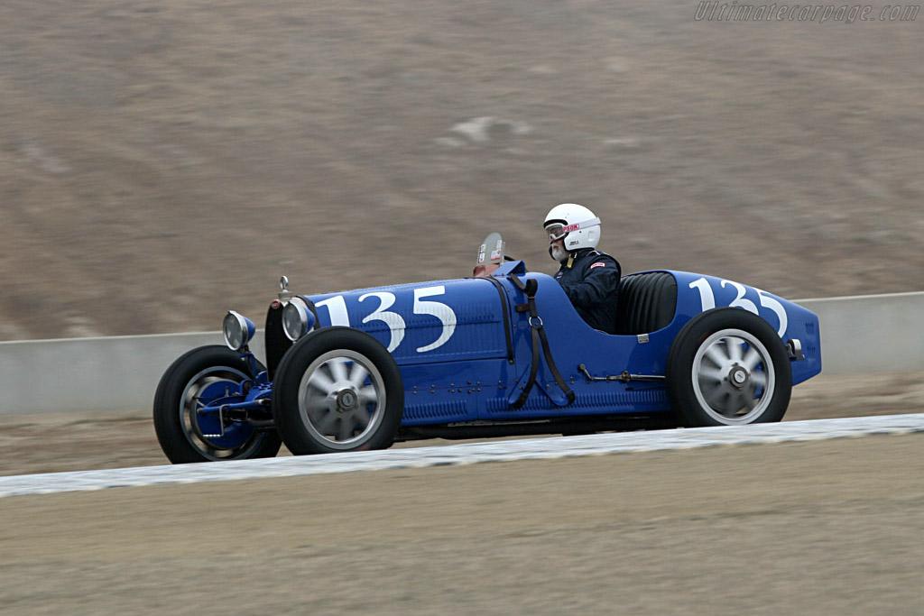 Bugatti Type 35C - Chassis: 4634   - 2005 Monterey Historic Automobile Races