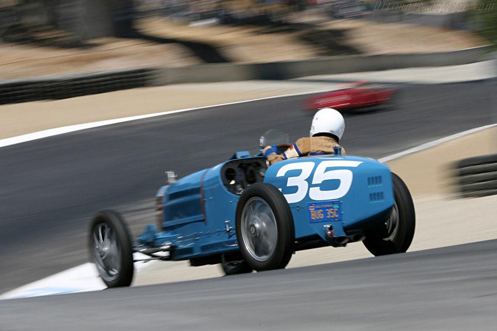 Bugatti Type 35C - Chassis: 4572   - 2005 Monterey Historic Automobile Races