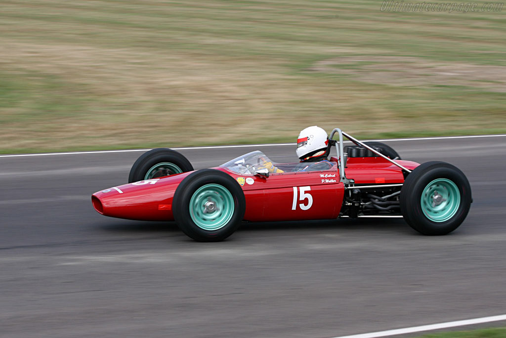 Derrington Francis ATS GP - Chassis: 100-02   - 2006 Goodwood Revival