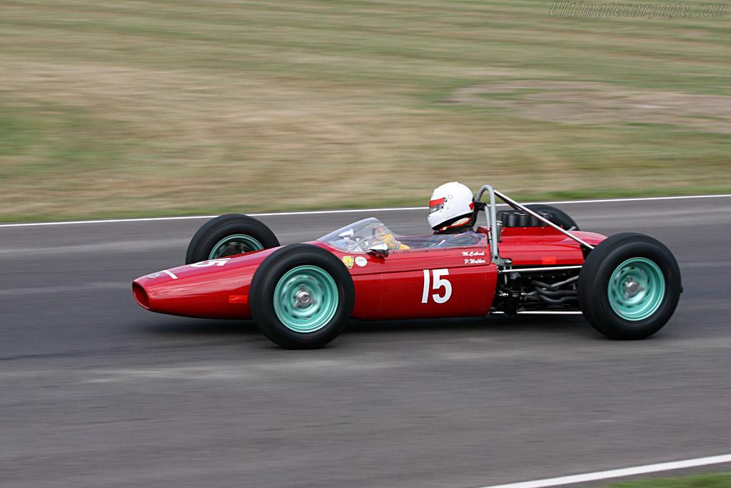 Derrington Francis ATS GP - Chassis: 100-02   - 2006 Goodwood Revival