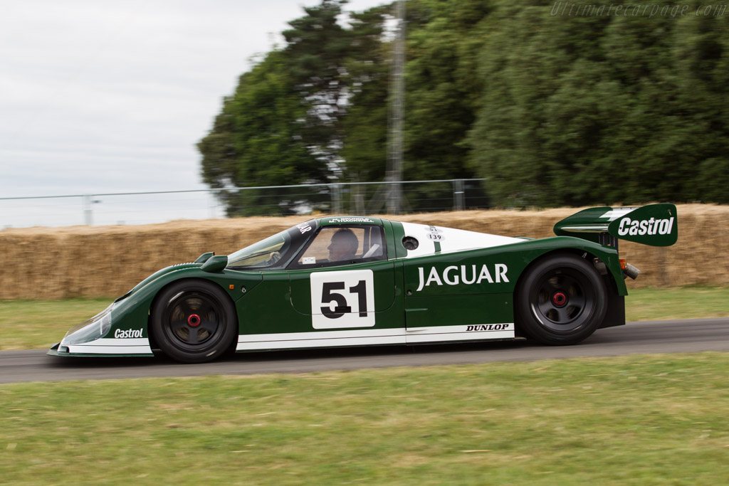 Jaguar XJR-6 - Chassis: J12-C-185   - 2017 Goodwood Festival of Speed