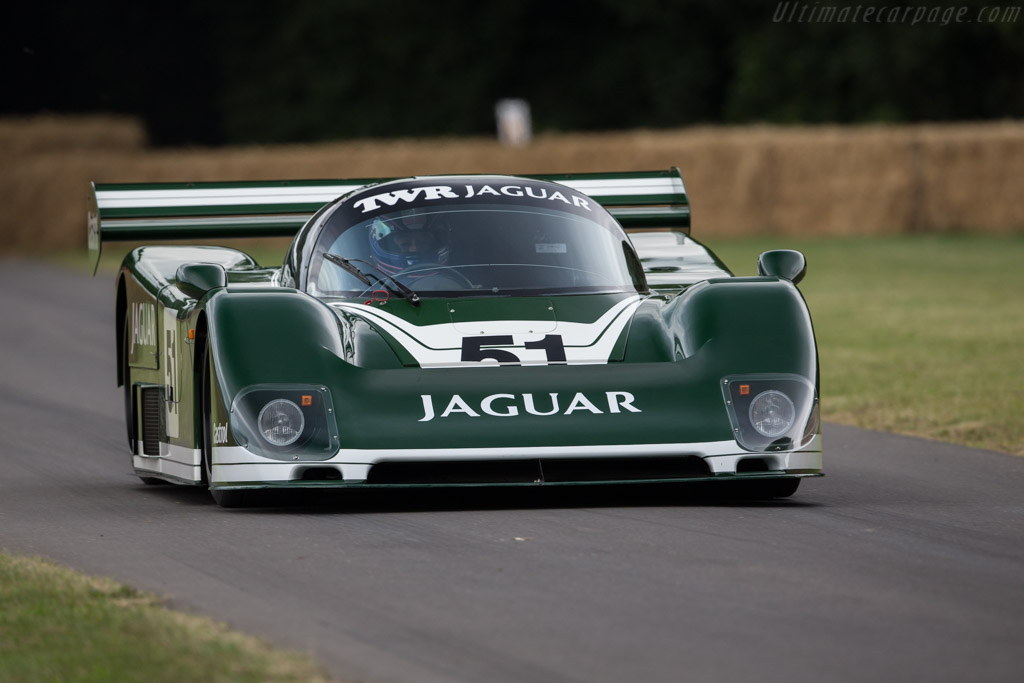Jaguar XJR-6 - Chassis: J12-C-185   - 2017 Goodwood Festival of Speed