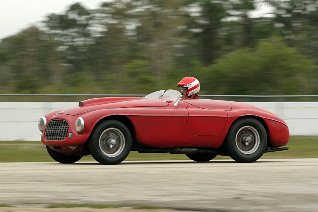 Click here to open the Ferrari 166 MM Touring Barchetta Speciale gallery