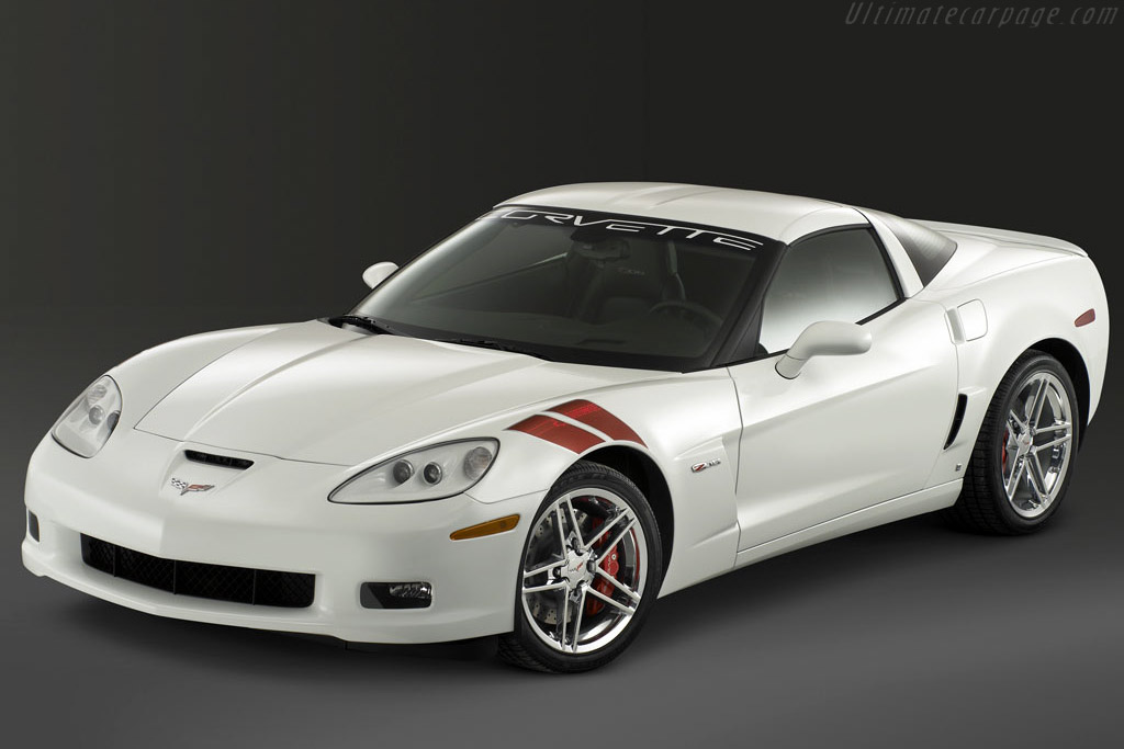 Click here to open the Chevrolet Corvette C6 Z06 Ron Fellows GT1 Champion gallery