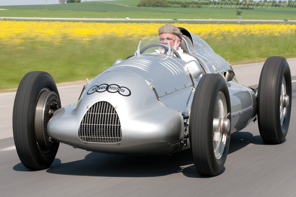 1938 - 1939 Auto Union Type D - Images, Specifications and ...