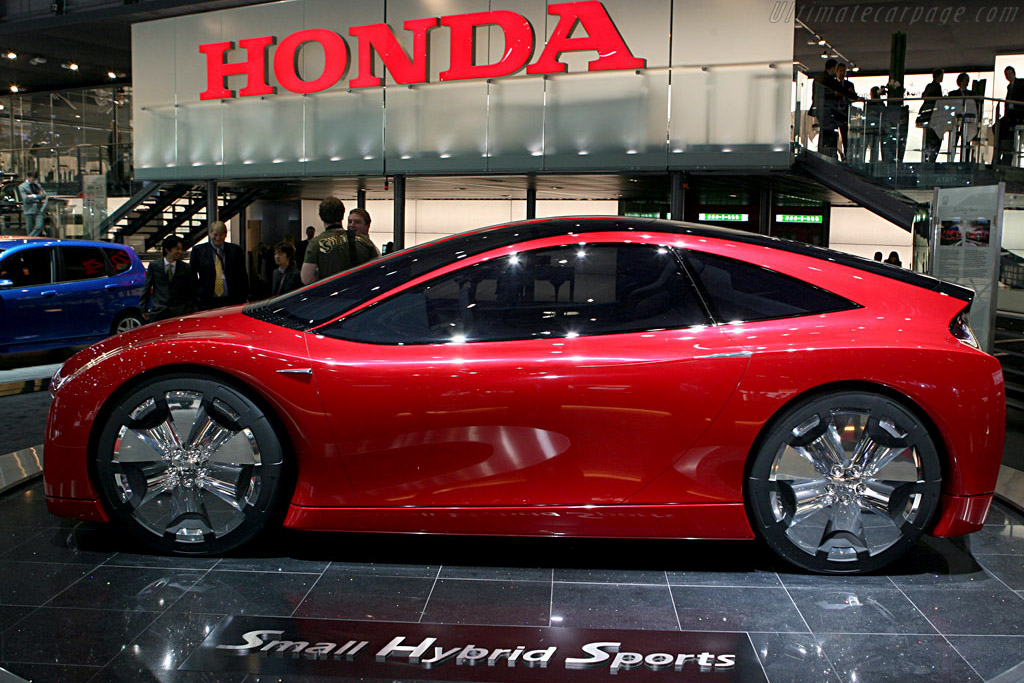 Honda Small Hybrid Sports Concept    - 2007 Geneva International Motor Show