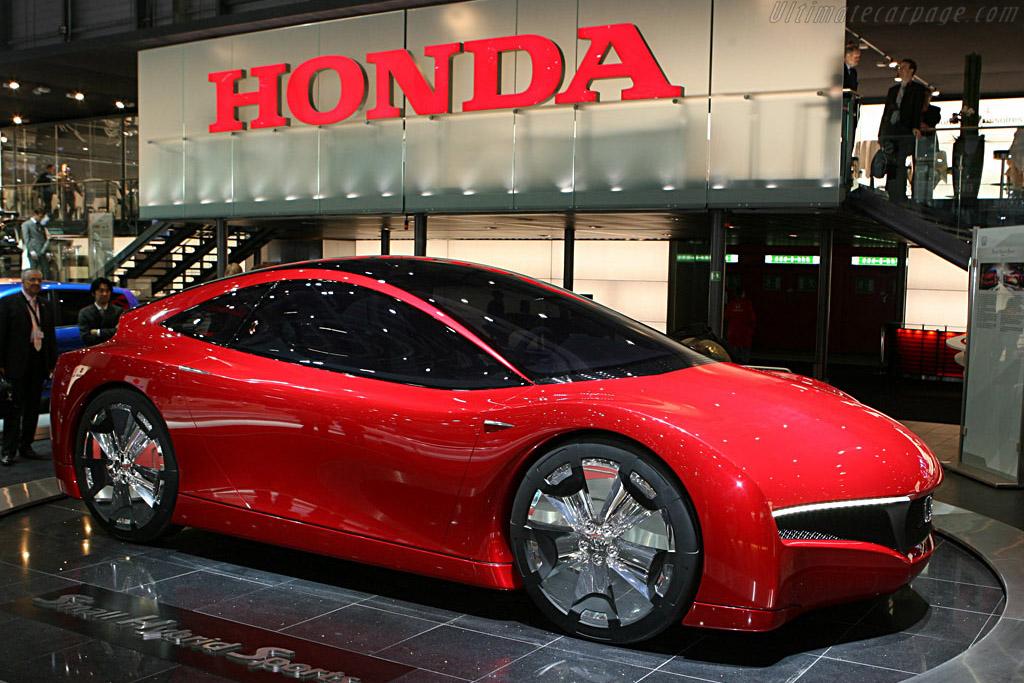 Honda Small Hybrid Sports Concept    - 2007 Geneva International Motor Show