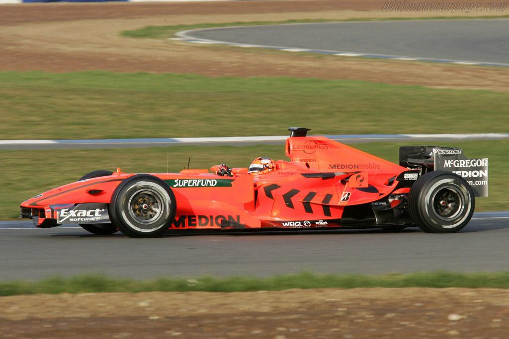 Spyker F8-VII Ferrari