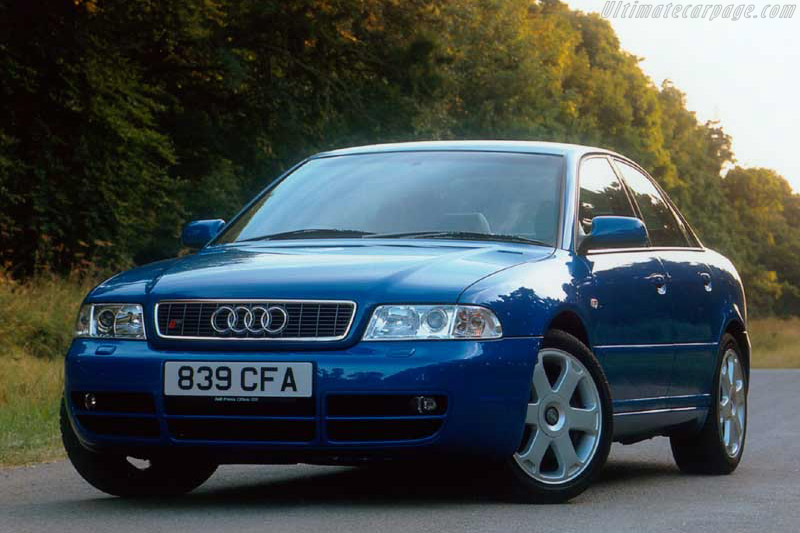 1998 2001 Audi S4 Images Specifications And Information
