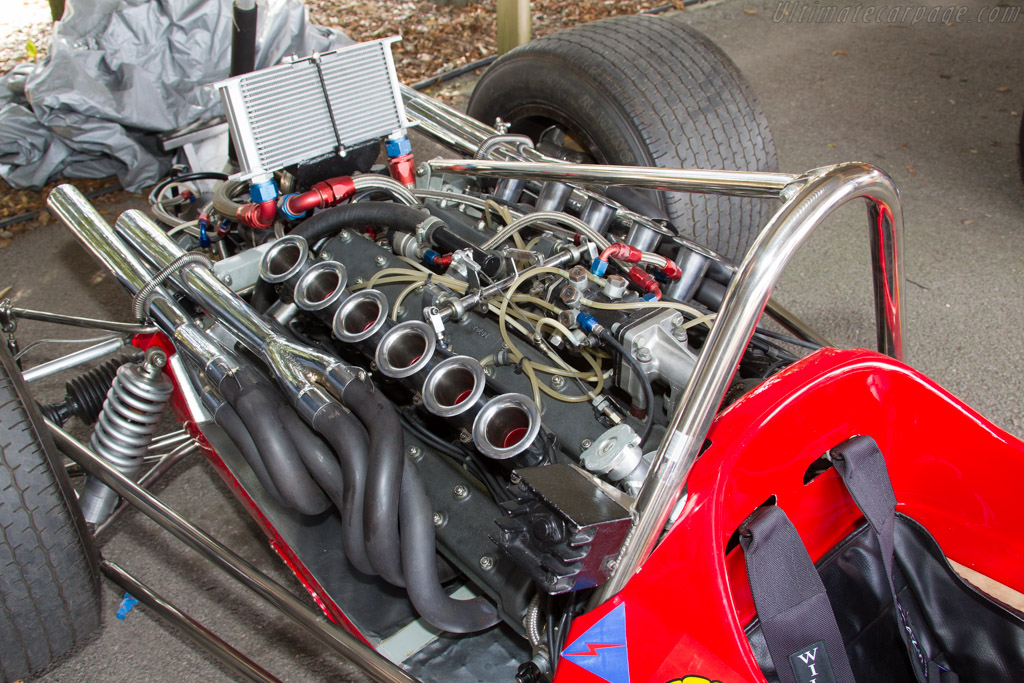 McLaren M5A BRM - Chassis: M5A/1   - 2015 Goodwood Revival