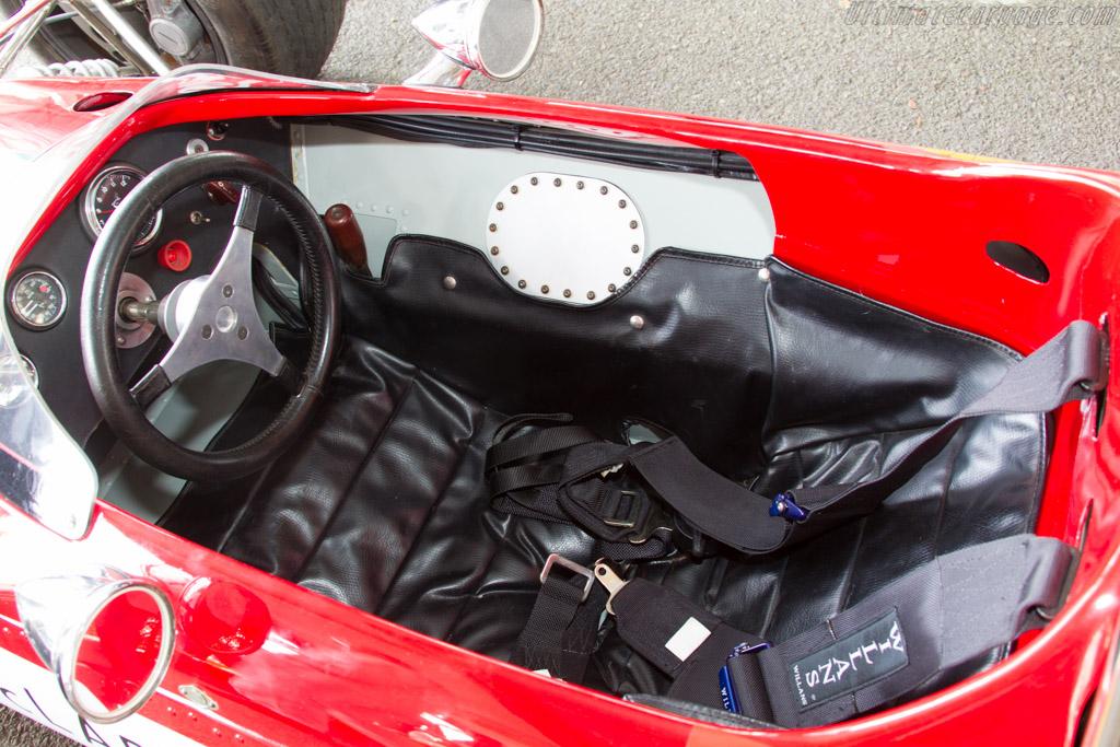 McLaren M5A BRM - Chassis: M5A/1   - 2015 Goodwood Revival