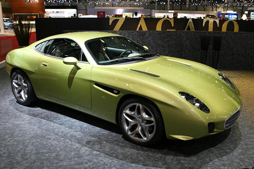 Diatto OttoVu Zagato Coupe Concept    - 2007 Geneva International Motor Show