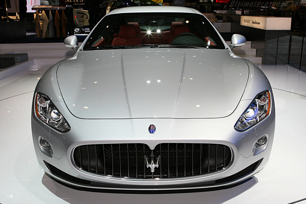 Maserati GranTurismo   - 2007 Geneva International Motor Show