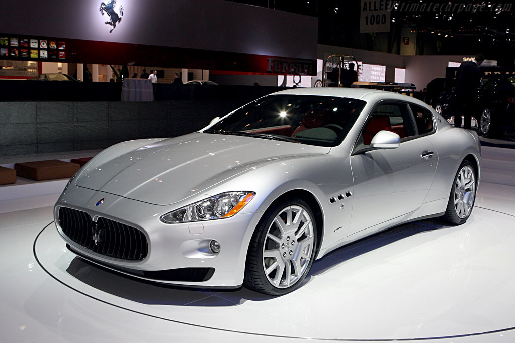 2007 Maserati Granturismo Images Specifications And