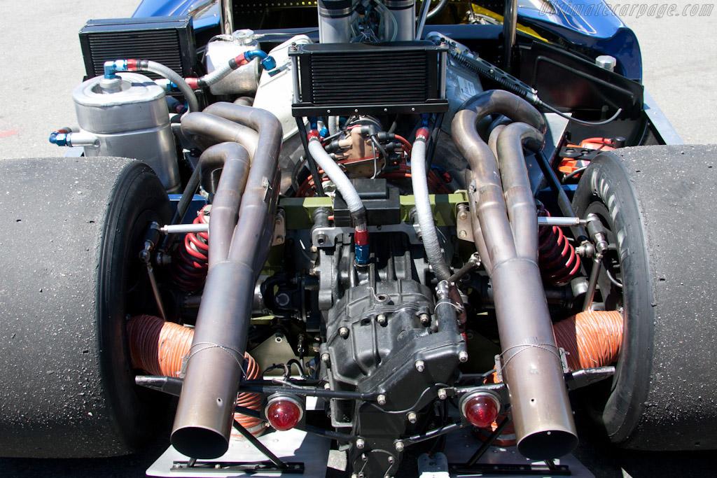 McLaren M6A Chevrolet - Chassis: M6A/3   - 2011 Monterey Motorsports Reunion