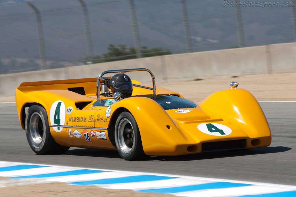 1967 McLaren M6A Chevrolet - Images, Specifications and Information