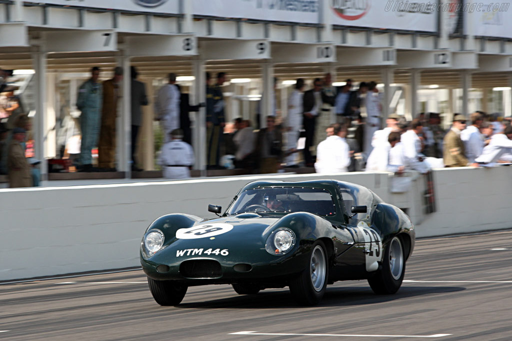 Lister Costin Le Mans Coupe - Chassis: BHL 136   - 2007 Goodwood Revival