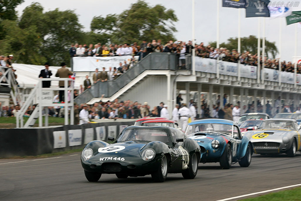 Lister Costin Le Mans Coupe - Chassis: BHL 136   - 2006 Goodwood Revival