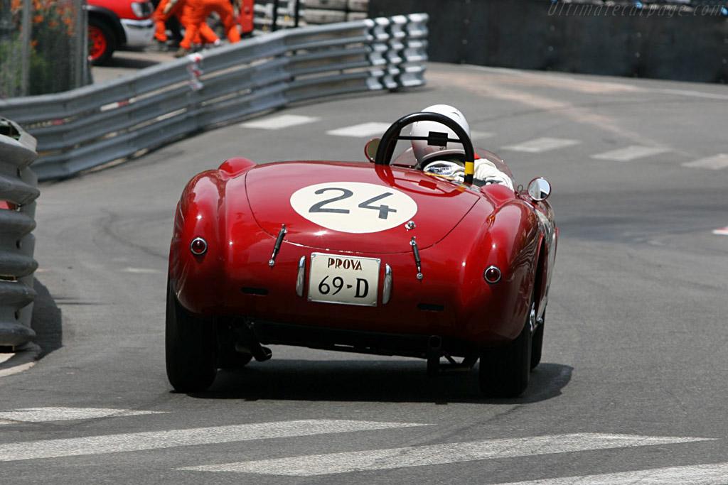 Ferrari 340 America Vignale Spyder - Chassis: 0196A   - 2006 Monaco Historic Grand Prix